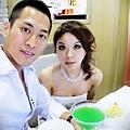 慶祝結婚下午酒20110513-011