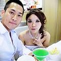慶祝結婚下午酒20110513-012