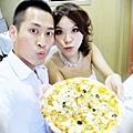慶祝結婚下午酒20110513-020
