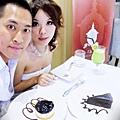 慶祝結婚下午酒20110513-026