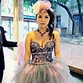 曼哈頓第三套紫色晚禮服側拍20110601-160107-0