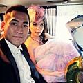 曼哈頓第三套紫色晚禮服側拍20110601-164014-0