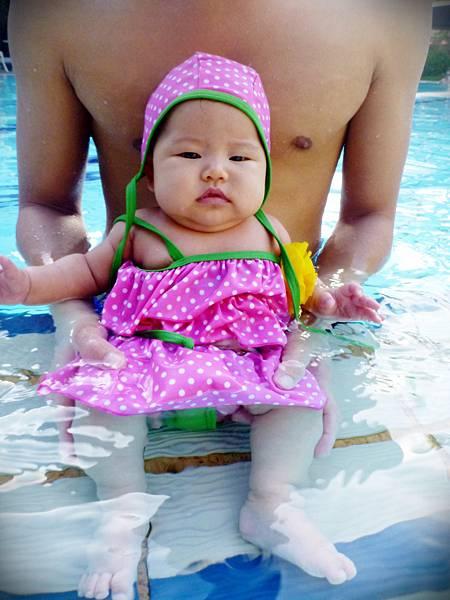 葡萄的游泳初體驗 (138)