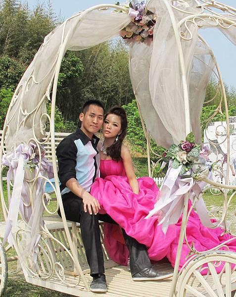 2011 4 9 南瓜馬車 (2)