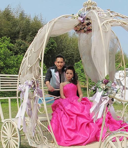 2011 4 9 南瓜馬車 (4)