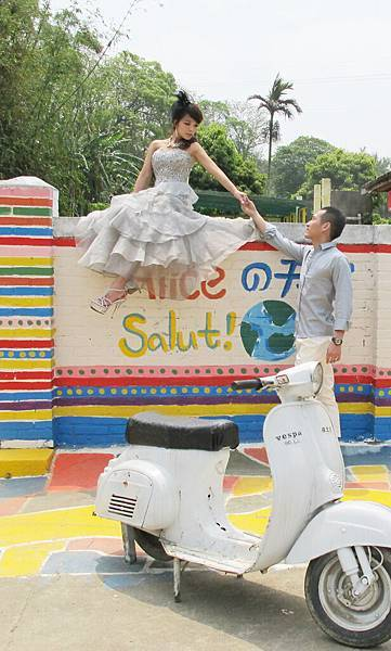 2011 4 9 童趣圍牆 (4)