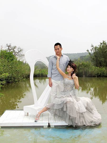 2011 4 9 豎琴 (2)