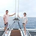 2011-1-20-關島@白色雙船身動力風帆「美人魚公主號」海豚揚帆之旅 (60)
