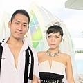 玩拍婚紗 第二站 關島 最水教堂 海之教堂   (61)婚紗照用