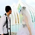 玩拍婚紗 第二站 關島 最水教堂 海之教堂   (71)