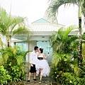 玩拍婚紗 第三站 關島最迷你 戀人教堂 (5)