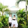 玩拍婚紗 第三站 關島最迷你 戀人教堂 (12)