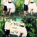 玩拍婚紗 第三站 關島最迷你 戀人教堂 (14)婚紗照用合併