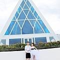 玩拍婚紗 第五站 關島最漂亮 藍色幸運星 (3)婚紗照用