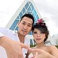 玩拍婚紗 第五站 關島最漂亮 藍色幸運星 (14)