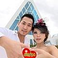 玩拍婚紗 第五站 關島最漂亮 藍色幸運星 (14)婚紗照用