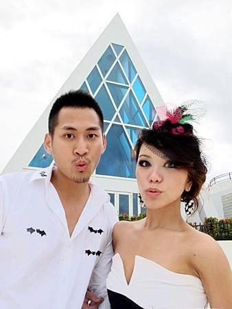玩拍婚紗 第五站 關島最漂亮 藍色幸運星 (16)婚紗照