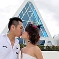 玩拍婚紗 第五站 關島最漂亮 藍色幸運星 (18)