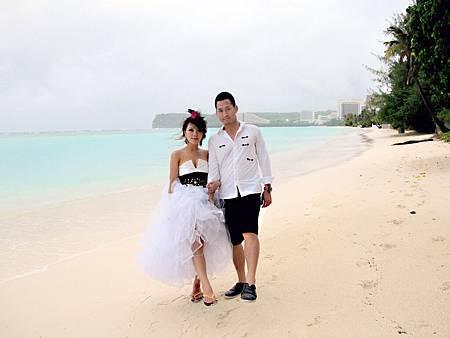 玩拍婚紗 第四站 關島海灘 (14)