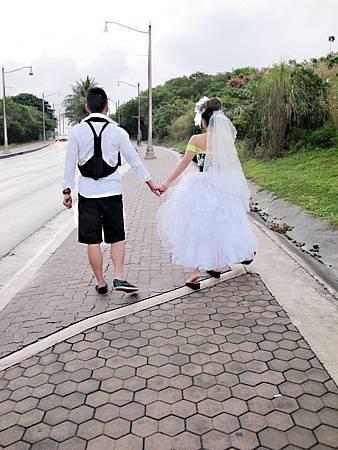玩拍婚紗 想拍就關島隨便拍 (4)