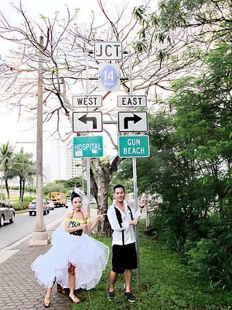 玩拍婚紗 想拍就關島隨便拍 (10)婚紗照用