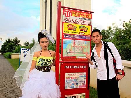玩拍婚紗 想拍就關島隨便拍 (20)婚紗照用