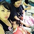 嬰兒坐飛機初體驗 (70)