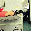 嬰兒坐飛機初體驗 (86)