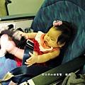 嬰兒坐飛機初體驗 (91)