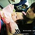 嬰兒坐飛機初體驗 (105)