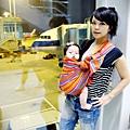 嬰兒坐飛機初體驗 (110)