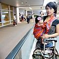 嬰兒坐飛機初體驗 (112)