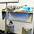 國泰航空的嬰兒掛籃 (2)