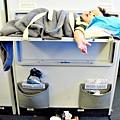 國泰航空的嬰兒掛籃 (3)