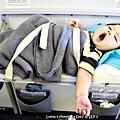 國泰航空的嬰兒掛籃 (5)