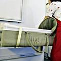 國泰航空的嬰兒掛籃 (12)