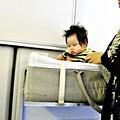 國泰航空的嬰兒掛籃 (14)