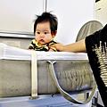 國泰航空的嬰兒掛籃 (15)
