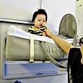 國泰航空的嬰兒掛籃 (17)