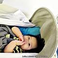 國泰航空的嬰兒掛籃 (21)