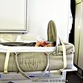 國泰航空的嬰兒掛籃 (25)