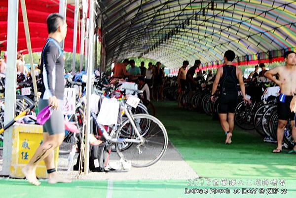 2012 9 23 宜蘭ITU洲際盃鐵人三項錦標賽暨全國賽 梅花湖 (7)