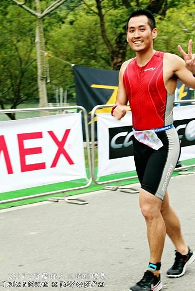 2012 9 23 宜蘭ITU洲際盃鐵人三項錦標賽暨全國賽 梅花湖 (46)