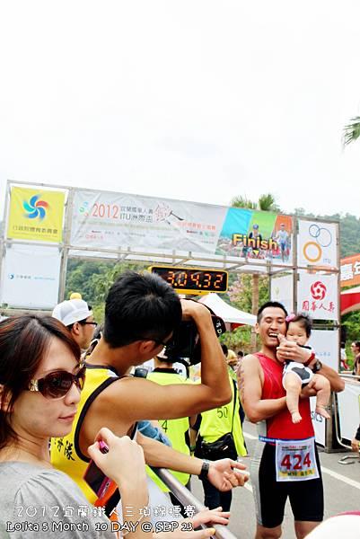 2012 9 23 宜蘭ITU洲際盃鐵人三項錦標賽暨全國賽   梅花湖 (58)