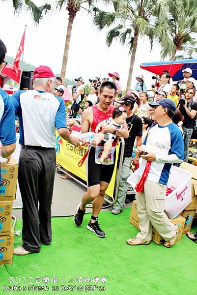 2012 9 23 宜蘭ITU洲際盃鐵人三項錦標賽暨全國賽   梅花湖 (60)