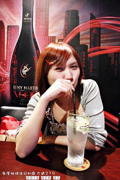 2012 9 27 小桂生日 (2)