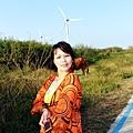 北還自由行 中屯風車