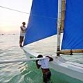 長灘島第一站 夕陽風帆 (90)