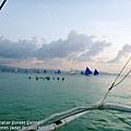 長灘島第一站 夕陽風帆 (91)