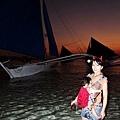 長灘島第一站 夕陽風帆 (124)